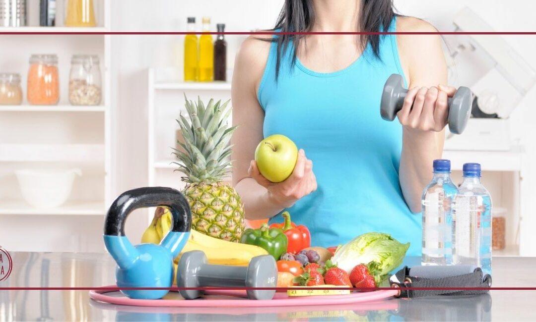 Jak schudnąć  skutecznie i zdrowo?  Najlepiej kompleksowo.